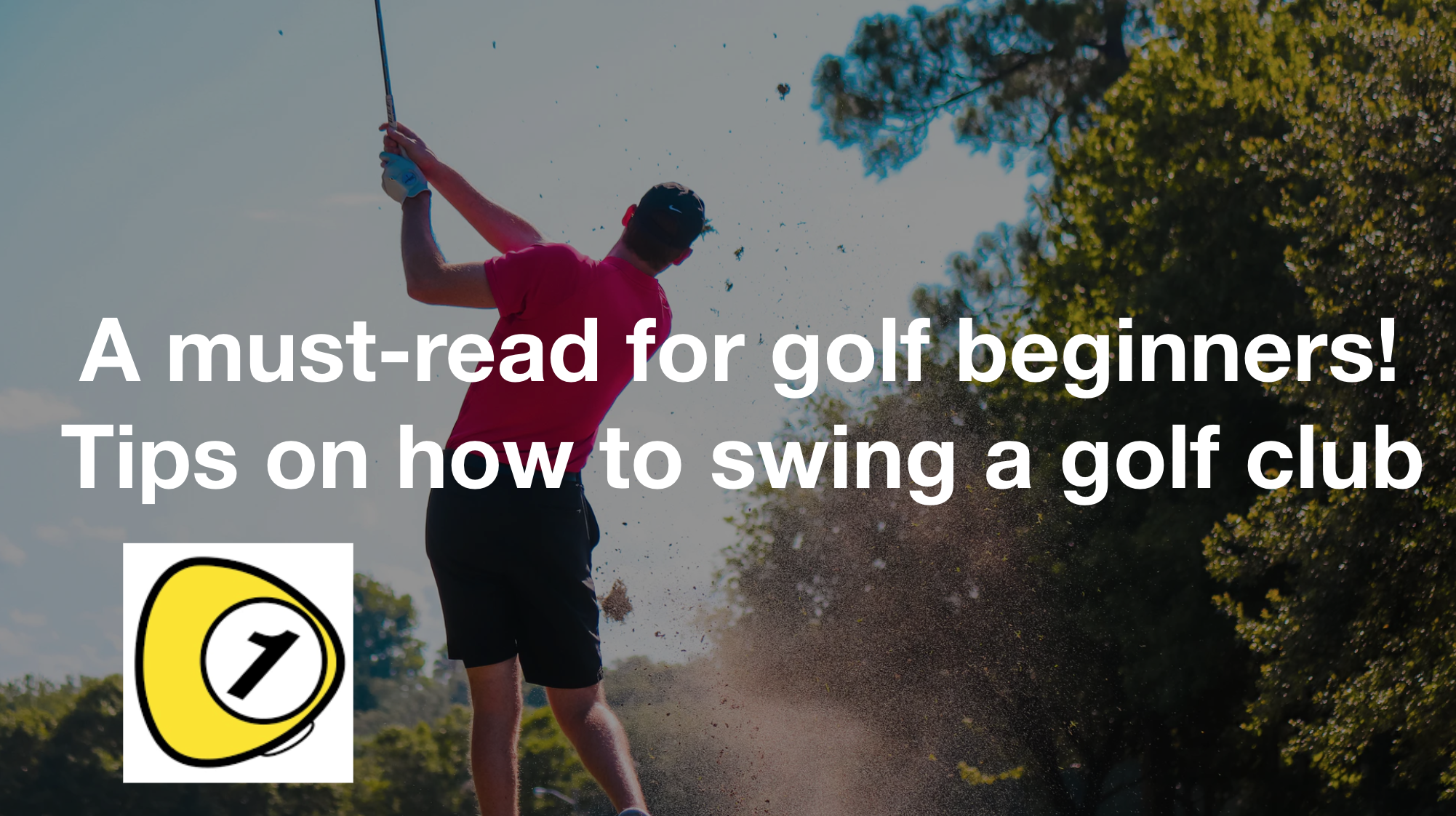 golfScoreCounterDotcom_A must-read for golf beginners!Tips on how to swing a golf club